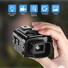 P4-0118 Exquisite Digital Zoom Night Vision Scope Infrared Camera Function Viewing Hunting Goggles Portable