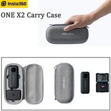 Original Insta360 ONE X2 Carry Case Mini Storage Bag For Insta360 One X 2 Sport Action Camera Accessories