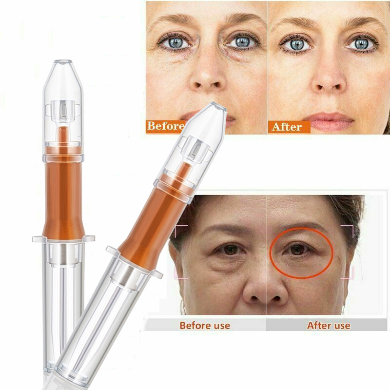 2 Minutes Eye Bag Removal Cream Anti Aging Anti Wrinkle Serum Puffiness Fine Lines Dark Circles Remove Eyes Cream Skin Care