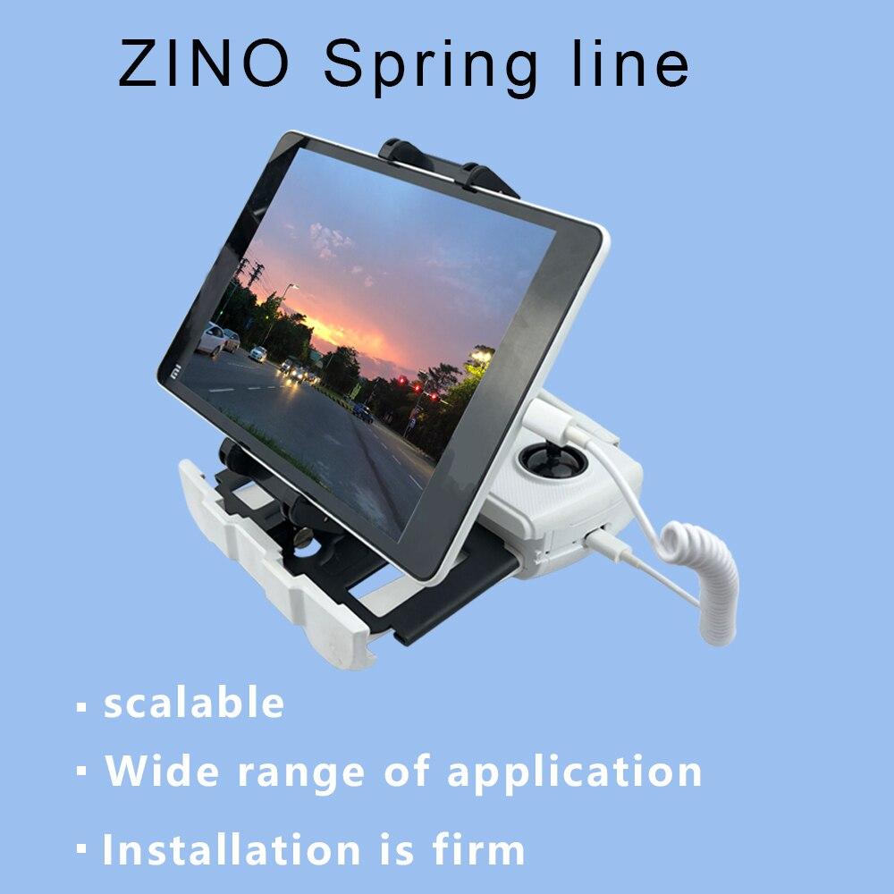 Hubsan Original HT016D T/él/écommande pour Zino Pro