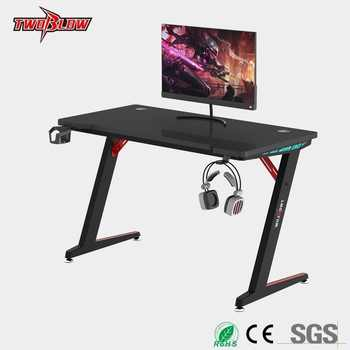 E-sports computer table notebook desktop computer special table RGB light cool game table home desk Internet bar computer table - DISCOUNT ITEM  0% OFF All Category