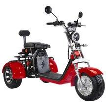 2020 vendita calda Scooter elettrico magazzino ue spedizione gratuita di alta qualità a buon mercato Citycoco moda 2000W bici