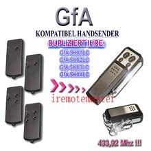 Для GFA skx1lc, skx2lc, skx3lc, skx4lc замена пульта дистанционного управления высокое качество клон дубликатор фиксированный код 433,92 МГц