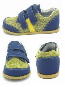 COPODENIEVE Leather children's recreational shoe breathable toddler shoes girls shoes