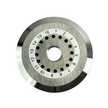 Fiber Optical Cutting Tools Blade for FC 6S, 12 Holes NEW Blade for Fiber Optical Cleaver FCP 22L made in China