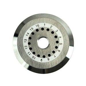 Image 1 - Lâmina de ferramentas de corte de fibra óptica para FC 6S, 12 furos nova lâmina para fibra óptica cleaver FCP 22L feita em china