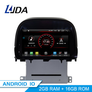 LJDA Android 10 Car DVD Player