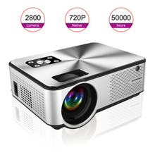Newest HD Projector Android Projector 1280*720P Support 4K V