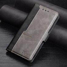 Zakelijke Lederen Magnetische Flip Case Voor Sharp Aquos Zero2 Gevoel 3 S3 Mini R5G R3 R2 Card Slot Portemonnee Telefoon case Cover Coque