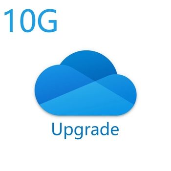 OneDrive Upgrade 10GB Instant Fast Delivery One drive  Lifetime Professional Safer Reliable