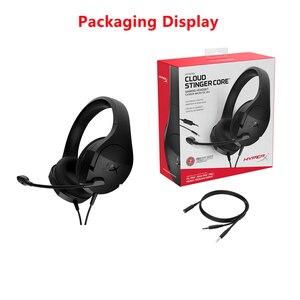 Image 5 - 100% Kingston HyperX Cloud Stinger Core słuchawki przewodowy komputer do gier słuchawki PC/PS4/Xbox One/Mobile/Nintendo Switch Headset