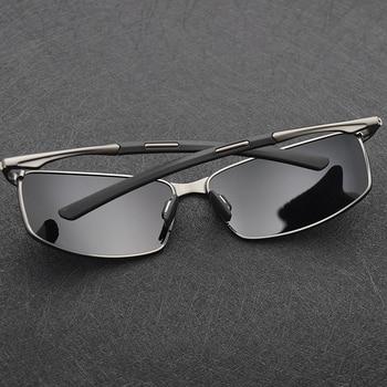2019 Brand Polarized Sunglasses Men New Fashion Eyes Protect Sun Glasses With Accessories Male Driving Goggles Oculos De Sol 3