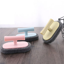 Handle Cleaning Magic Sponge for Dishwashing Kitchen Bathroom Tile Bathtub Brush Rust Clean Melamine Eraser Diy E