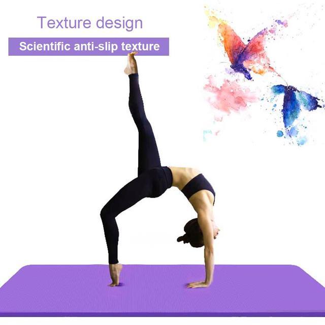 Fitness Yoga Mat  3