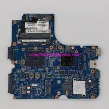 Véritable 683599 001 683599 501 683599 601 w HD7650M graphique 2GB Vram carte mère dordinateur portable pour HP 4446s 4545s ordinateur portable