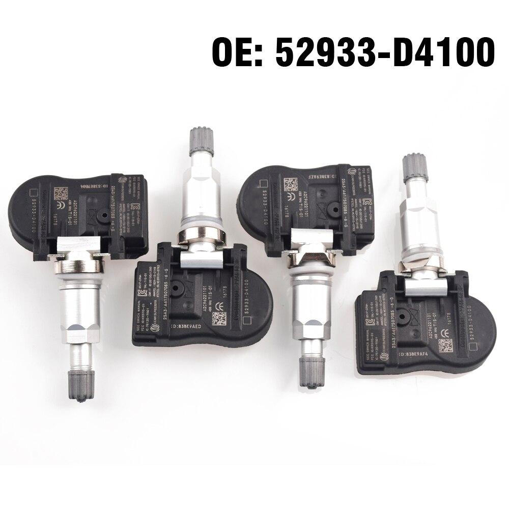 Pour Hyundai ELANTRA I30 I30 Accent pour KIA OPTIMA NIRO Sportage Sorento capteur de pression des pneus Soul