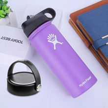 Stainless Steel Water Bottle Thermos Flask Outdoors Sports Wide Mouth