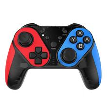 DishyKooker Gamepad Wireless Handle Switch Pro Game Console Gamepad Wireless-Bluetooth Gamepad Game Joystick Controller betop btp 2585 asura lo ne bluetooth game handle