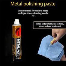 50g/100g Metal Polishing Paste Machine Knife Autosol Cream Polishing Wax Mirror Metal Stainless Steel Watch Polishing Paste