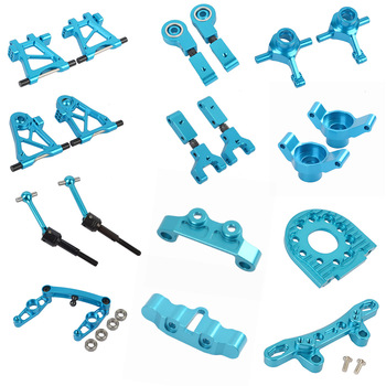 1/10 Scale RC Aluminum Alloy Universal Swing Shaft Front Rear Arms for Tamiya TT02 53506 53792 51528 54558 50357 Upgrade Parts цена 2017