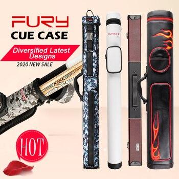 Original Fury Cue Case Box Various Model Multifunction 2/4/5/6/12 Holes Carrying Case Stick Billiard Accessory
