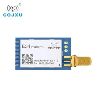 цена на E34-2G4H27D nRF24L01 2.4G 27dBm Wireless Serial Port module Wireless Transceiver Module