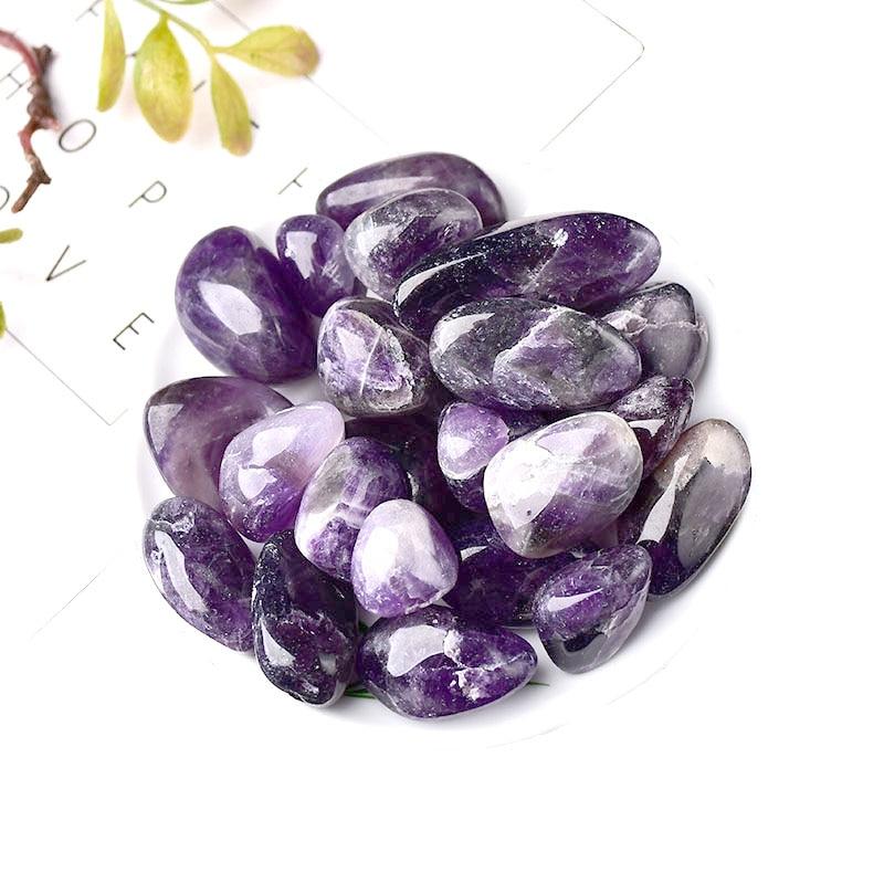 50G/100G Grote Maat 10-30 Mm Natural Crystal Quartz Amethist Grind Specimen Rode Agaat Lazuli healing Stone Reiki Voor Aquarium