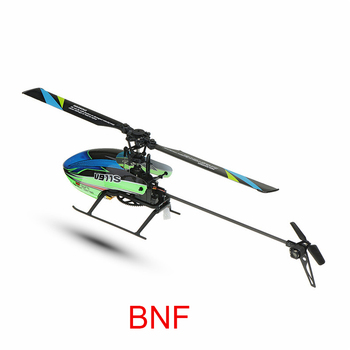 (In stock) New Hot Toy WLtoys V911S BNF (Without controller ) 2.4G 4CH 6-Aixs Gyro Flybarless RC Helicopter For beginner