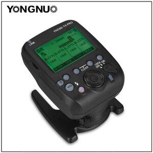 Image 5 - YONGNUO YN560 TX PRO Speedlite Transmitter Flash Trigger for YN200 YN862C YN685 YN968 YN560 YN660 Flash supports ETTL/M/Multi/GR