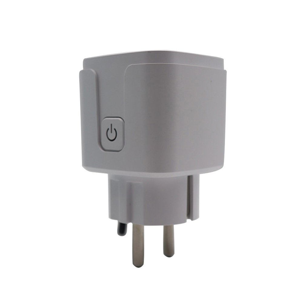 Og-001 <font><b>Wireless</b></font> <font><b>Remote</b></font> Control Outlet Electrical Power Light Plug Switch <font><b>Socket</b></font> <font><b>Eu</b></font> Plug Compact And Exquisite Appearance image