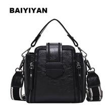 High Quality Soft PU Leather Retro Shoulder Bag bucket Bags Female Crossbody Bag Ladies Hasp Flap Handbag