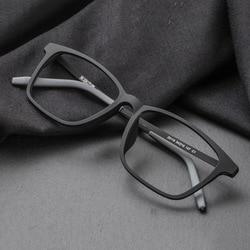 CUBOJUE TR90 + tianium Occhiali Delle Donne Degli Uomini di Nero 135 millimetri 147 millimetri 154 millimetri di Grandi Dimensioni Occhiali Da Vista per occhiali Da Vista Maschile Anti blu Progressive