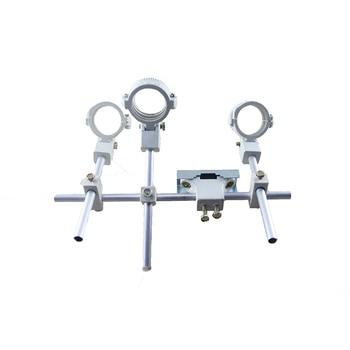 цена на KU LNB bracket LNB bracket can hold up to 4 ku band LNB 4 satellite LNB for ku antenna with 1 dish like high quality