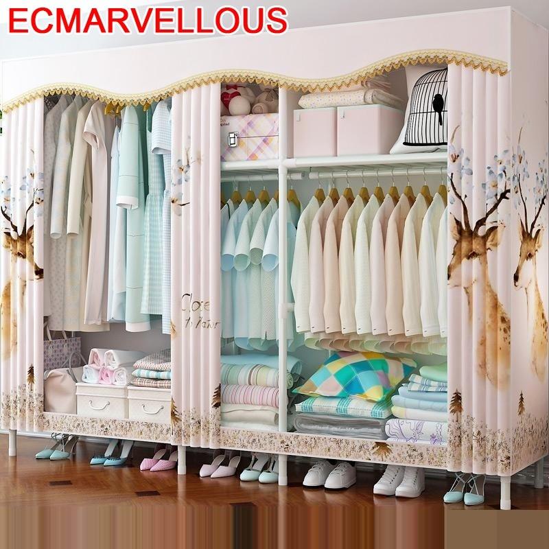 Chambre Mobili Moveis Para Casa Garderobe Armario Mobilya Armoire De Rangement Mueble Guarda Roupa Cabinet font