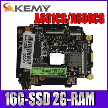 Best Working Mainboard For Asus ZenFone 6 A601CG A600CG A600C A601C 16GB motherboard Mainboard Main board 16G-SSD 2G-RAM