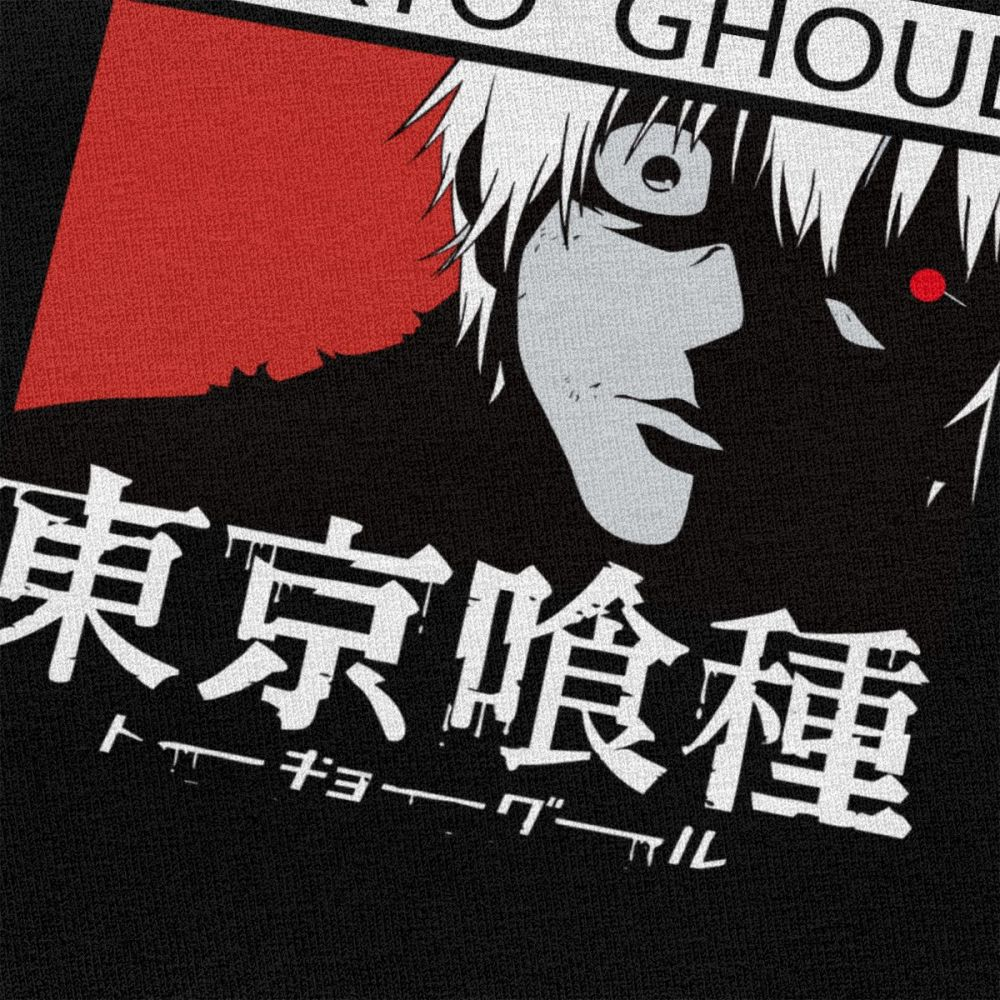 T-shirt TOKYO GHOUL Ken Kaneki