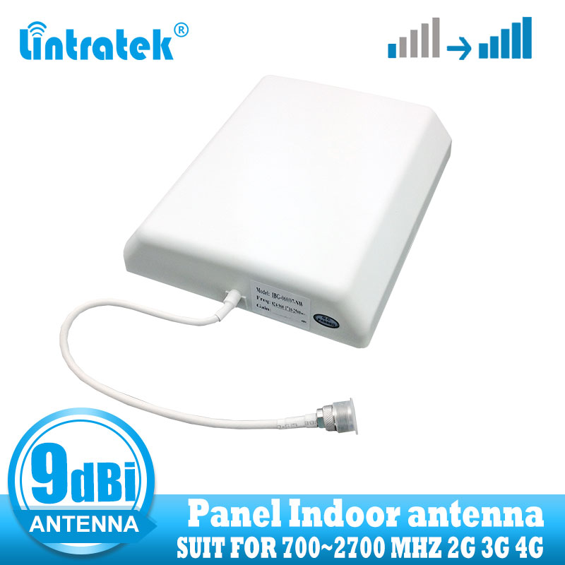 700Mhz To 2700MHz GSM DCS CDMA WCDMA UMTS Network 2G 3G 4G Indoor Panel Antenna Internal Antenna For Mobile Phone Siganl Booster