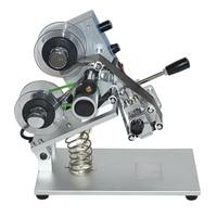 1 pçs ZY-RM5 cor fita quente máquina de impressão calor fita impressora filme saco data impressora manual máquina codificação