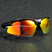 Men Sunglasses Outdoor Sports Protection Golf Glasses Fashio