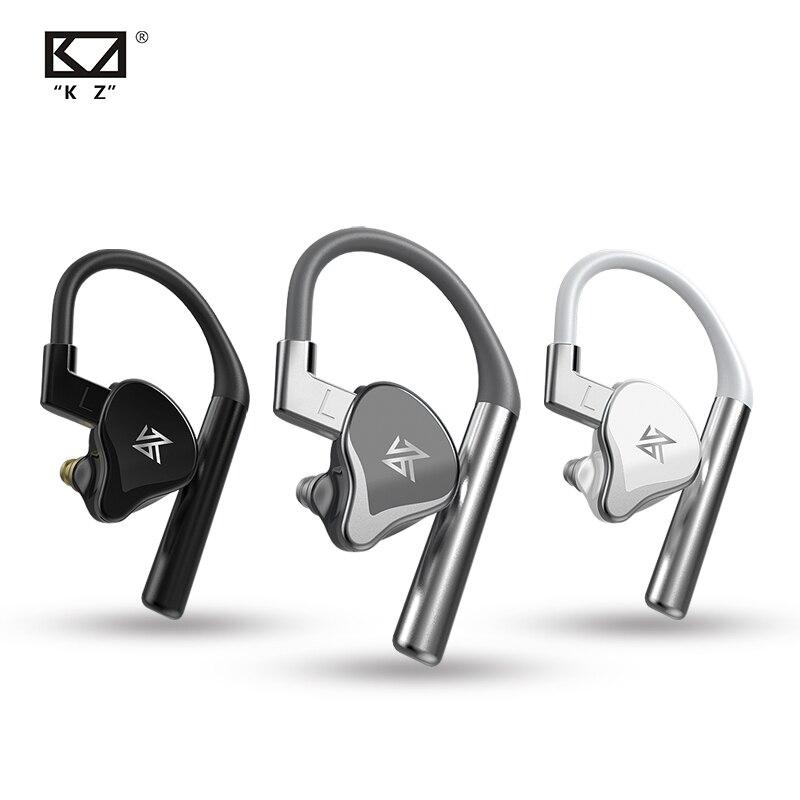 KZ E10 QC3020 APTX 10 unités DD + 4BA TWS véritable sans fil Bluetooth 5.0 tactile Hifi musique sport écouteurs casque T1 pour Mac Andriod
