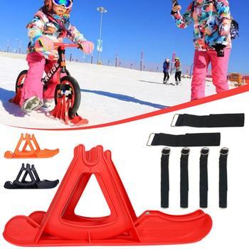 Profesjonalne dzieci jest deskorolka elektryczna narty 12-cal dla dzieci deskorolka elektryczna narty snowboard sanie składany Snowboard tanie i dobre opinie Other 200 w Bateria litowa 10-30 km Dwa koła 24 v Children s Balance Sled Board