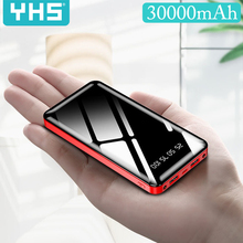 Power Bank 30000mAh Portable Charging PowerBank 30000 mAh US