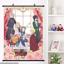 Poster Wall Doom Catarina Claes Anime Next-Life Home-Decor Lead as Villainess:all-Routes