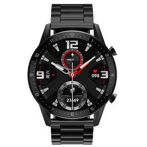 Image 2 - DTNO.1 DT92สมาร์ทนาฬิกาผู้ชายบลูทูธCall IP68กันน้ำHeart Rateความดันโลหิตออกซิเจนกีฬาผู้หญิงSmartwatch PK S10 L13