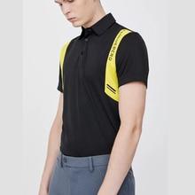 T-Shirt Golf Sports Jersey Short-Sleeved Summer Slim Men Quick-Dry Breathable Men's Casual