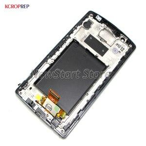 """Image 2 - עבור LG G4 H810 H811 H815 H815T H818 H818P LS991 VS986 LCD תצוגת מסך מגע Digitizer עצרת החלפת אבזר 5.5"""""""