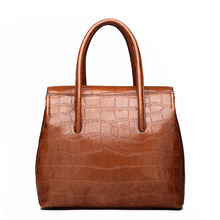 Fashion Women's Bag Retro Handbag Casual Shoulder Messenger Bag Solid Casual Tote Luxury handbags women bags leacool womens shoulder bag vintage tote bag messenger bags women luxury handbags women bags vegetable tanned leather handbags