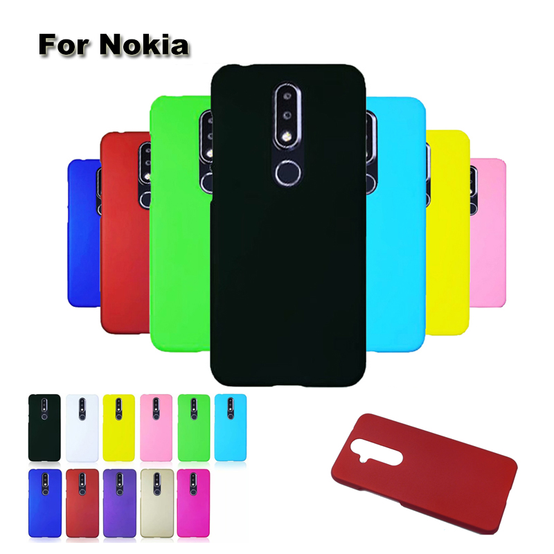Case For <font><b>Nokia</b></font> Lumia 730 830 530 930 630 <font><b>1320</b></font> 1520 1020 625 925 720 520 N920 Fashion Cute Colorful Candy Matte Hard Case Cover image