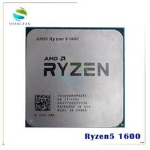 AMD Ryzen 5 1600 R5 1600 R5 PRO 1600 3.2 GHz sześć Core dwunastu gwint 65W procesor CPU YD1600BBM6IAE YD160BBBM6IAE gniazdo AM4