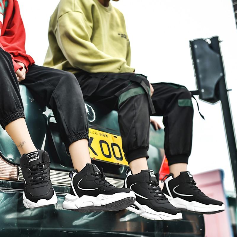 Hommes populaires mode baskets confortable antidérapant résistant à l'usure hommes chaussures décontractées en plein air respirant tissu Floral hommes chaussures